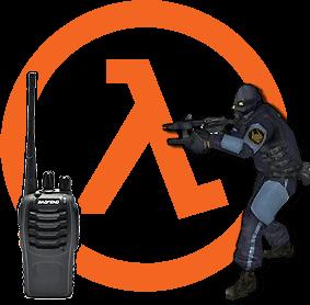 Ностальгия по Half Life — создаем приставку для радиостанции для получения голоса и звука окончания в стиле комбайнов - 1