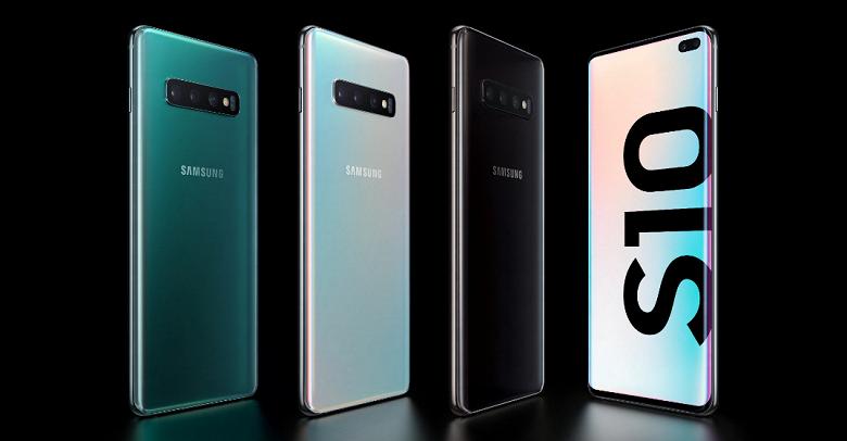 Премиум в почёте. Названы самые популярные версии флагманских смартфонов Samsung Galaxy S10 в России