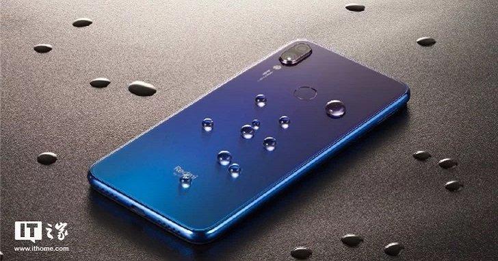 Смартфон Redmi Note 7 Pro не создан для купания, но дождем его точно не испугать