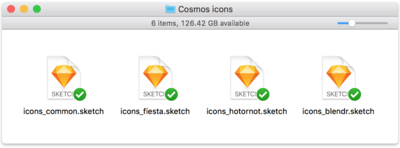 Generating multi-brand multi-platform icons with Sketch and a Node.js script — Part #2 - 2