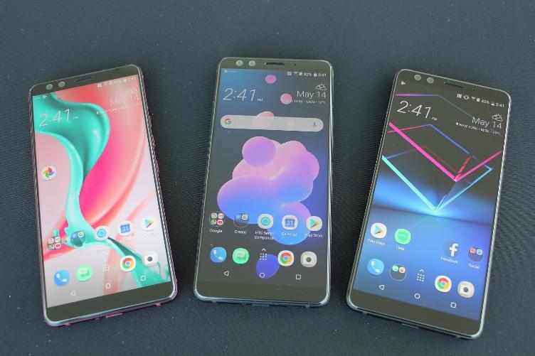 HTC U11, U11+ и U12+ обещают обновить до Android 9.0 Pie во втором квартале