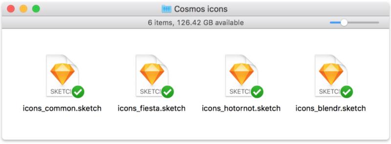 Sketch + Node.js: генерируем иконки для множества платформ и брендов. Часть 2 - 2