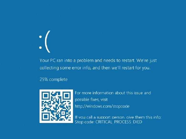 Windows 10 сама будет удалять обновления, приводящие к сбоям и «синему экрану смерти»