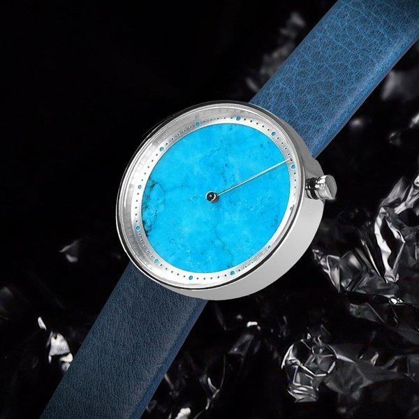 Xiaomi выпустит «уникальные» механические часы Ultratime Zero за $160 с мраморным циферблатом