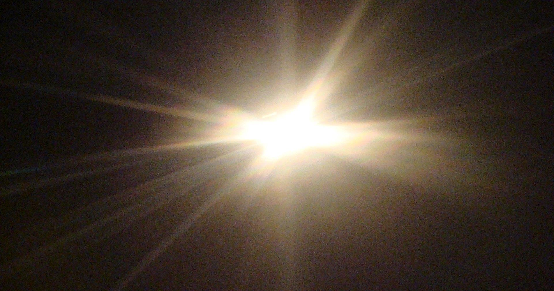 Как «Филин» слепит противника: видео