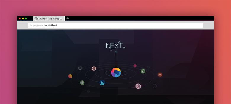 Переход на Next.js и ускорение загрузки домашней страницы manifold.co в 7.5 раз - 1