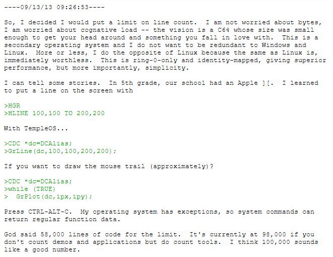 Биография Терри Дэвиса, «величайшего из когда-либо живших программистов» - 21