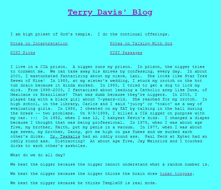 Биография Терри Дэвиса, «величайшего из когда-либо живших программистов» - 27