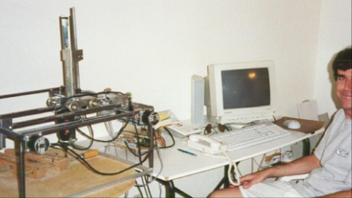 Биография Терри Дэвиса, «величайшего из когда-либо живших программистов» - 1