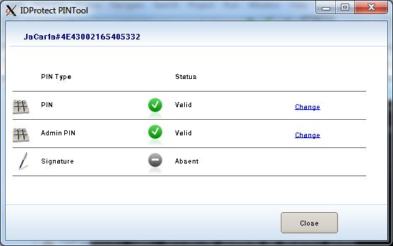 Работа с СКЗИ и аппаратными ключевыми носителями в Linux - 31