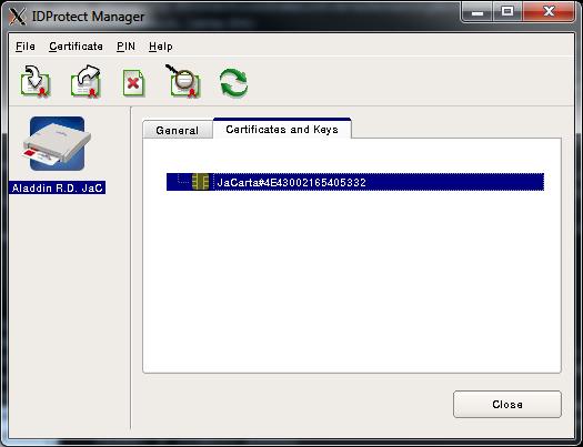 Работа с СКЗИ и аппаратными ключевыми носителями в Linux - 34