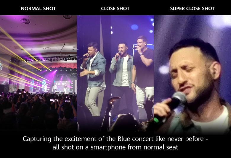 Теперь без обмана. Huawei показала настоящие образцы фото с суперзумом Huawei P30 и Pro