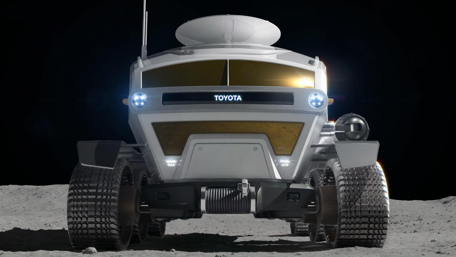 Тойота и JAXA в 2029 году планируют иметь пилотируемый ровер на Луне - 6