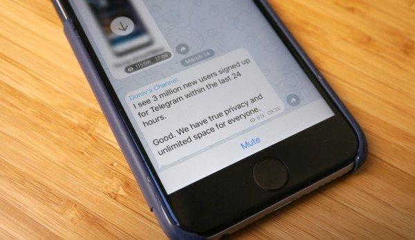 3 миллиона новых пользователей Telegram за сутки. Проблемы Facebook, Instagram и WhatsApp дали о себе знать