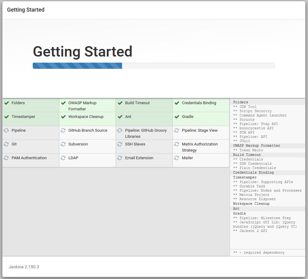Jenkins для Android сборки, с помощью Docker - 9