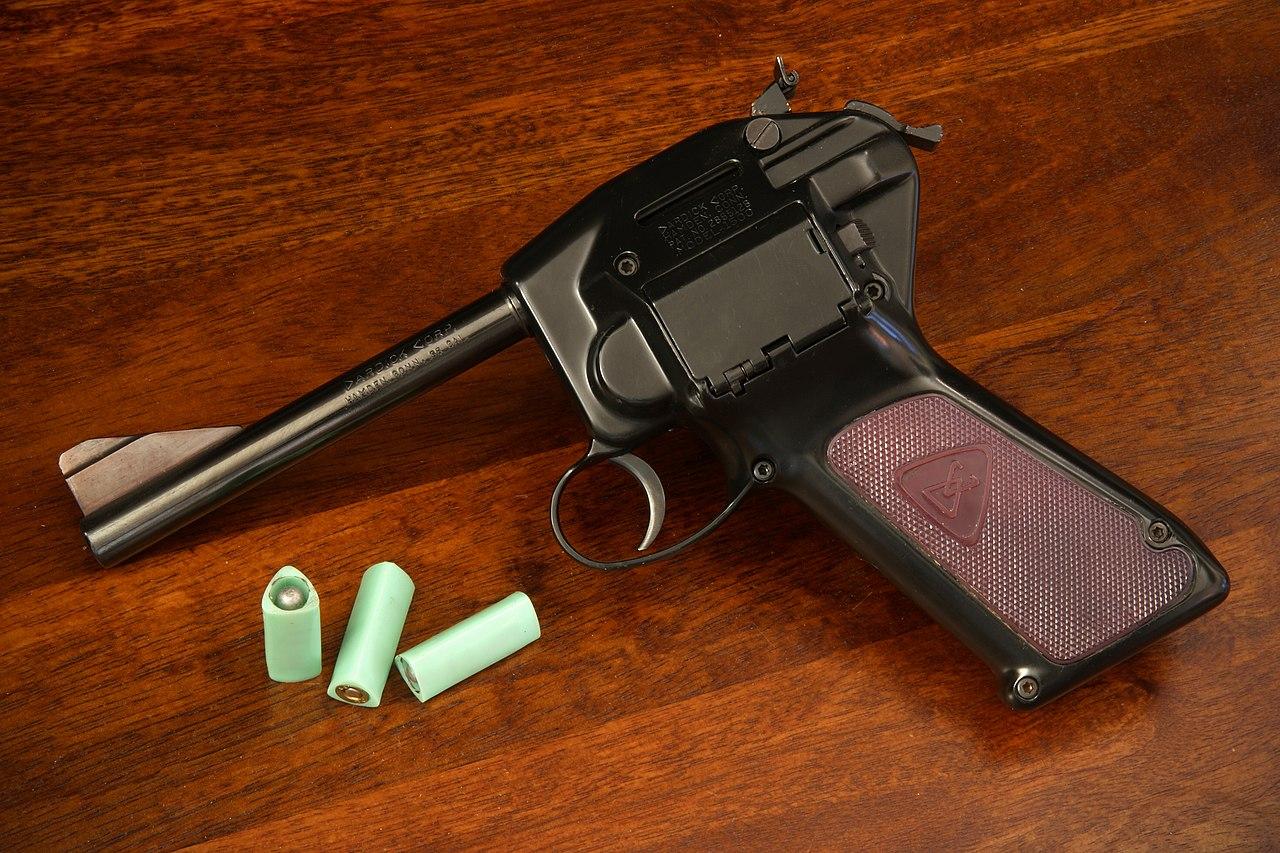 Что курил конструктор: необычное огнестрельное оружие - 2