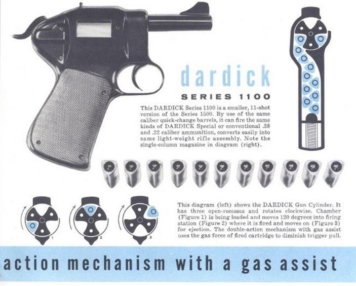 Что курил конструктор: необычное огнестрельное оружие - 3