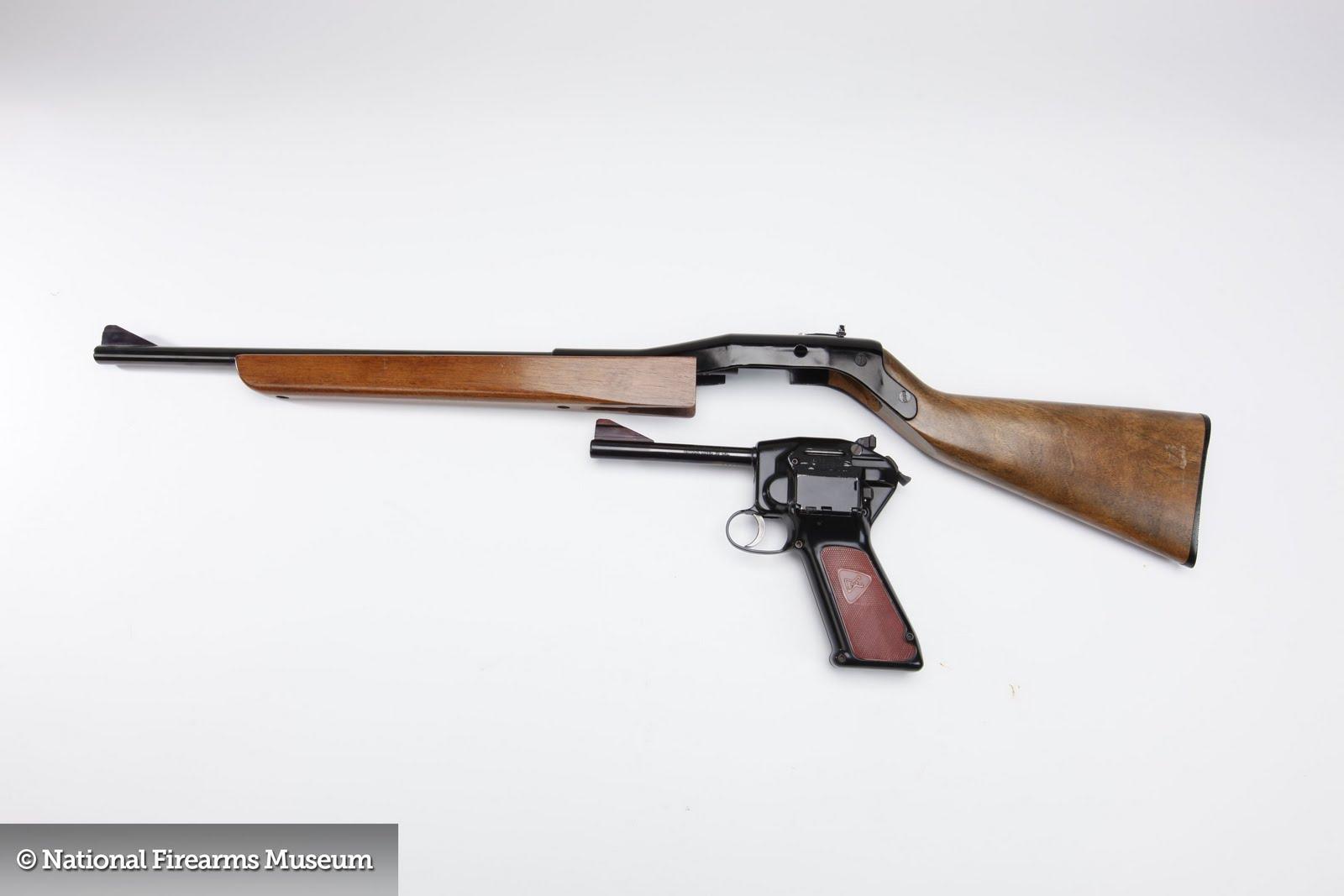 Что курил конструктор: необычное огнестрельное оружие - 4