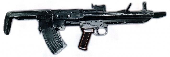 Что курил конструктор: необычное огнестрельное оружие - 6