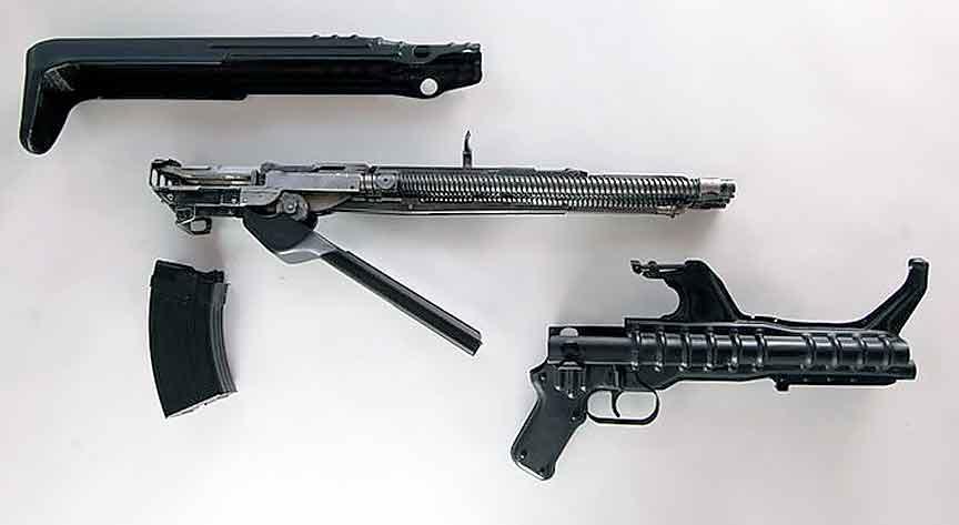 Что курил конструктор: необычное огнестрельное оружие - 8