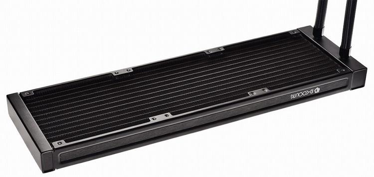 До 350 Вт: новая СЖО ID-Cooling FrostFlow X360 для чипов AMD и Intel