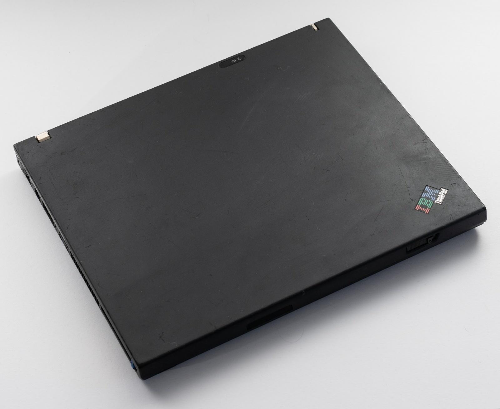 Древности: IBM ThinkPad T40, первый беспроводной - 8