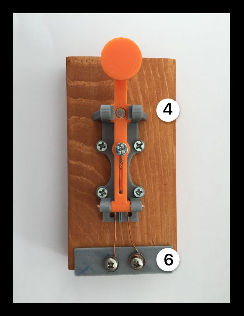 Ключ Морзе и клопфер - 3