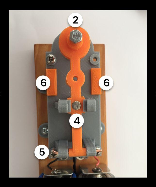 Ключ Морзе и клопфер - 5