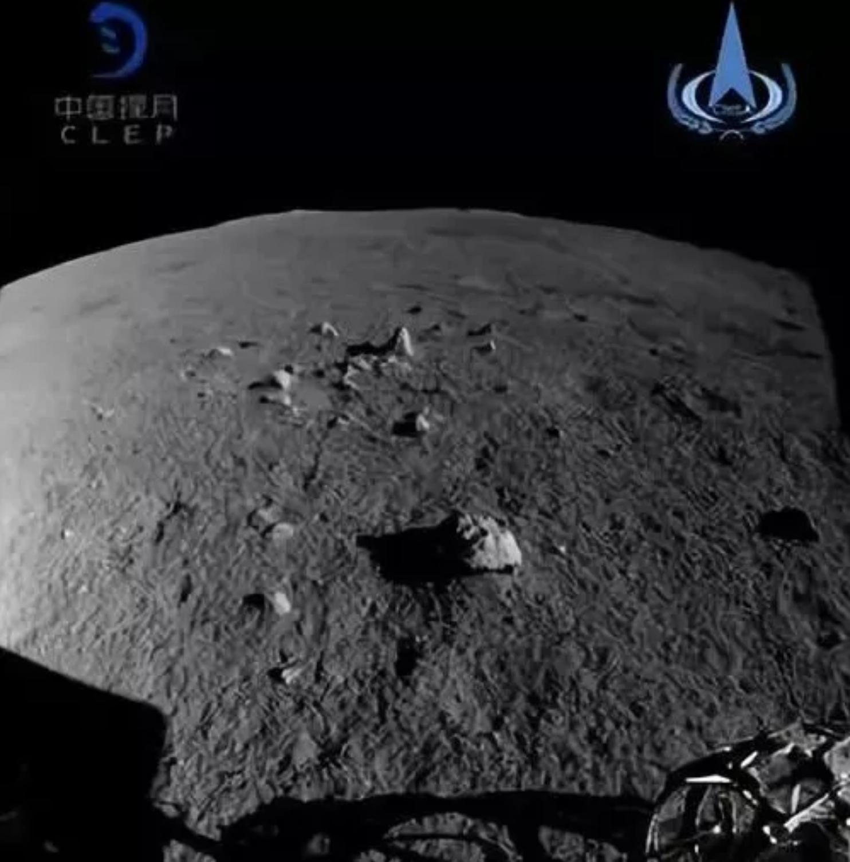 Миссия «Чанъэ-4» — третий лунный день. Ровер «Юйту-2» в поисках… камней - 22