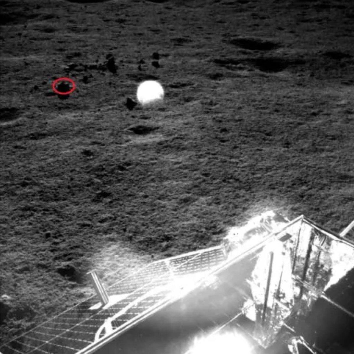 Миссия «Чанъэ-4» — третий лунный день. Ровер «Юйту-2» в поисках… камней - 25