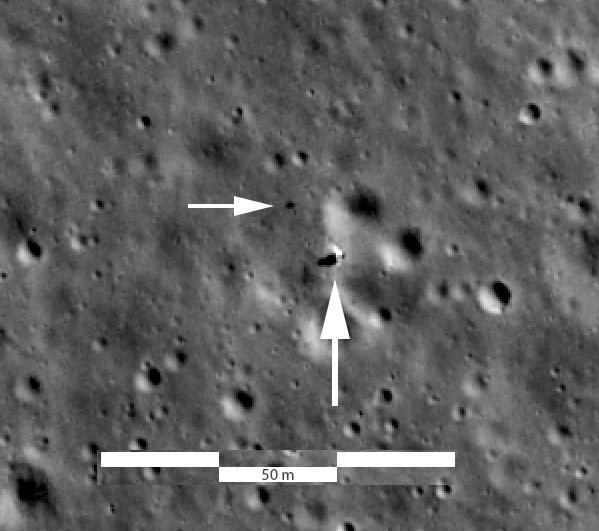Миссия «Чанъэ-4» — третий лунный день. Ровер «Юйту-2» в поисках… камней - 9