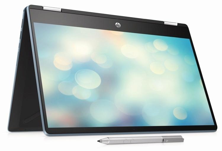 Новые гибридные ноутбуки HP выполнены на платформе Intel Whiskey Lake