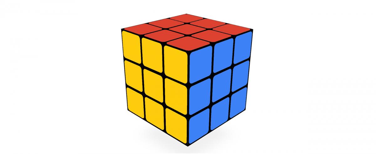 Поставлен рекорд по сборке кубика Рубика … ногами - 1