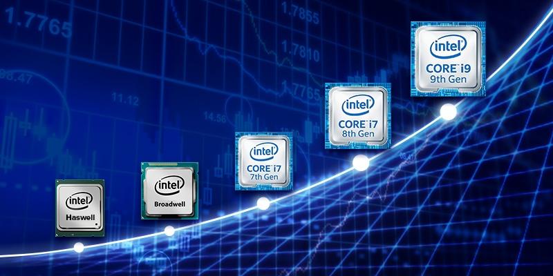 Так-Так-Так и никакого Тика. Чем отличаются процессоры Intel Core разных поколений на основе одной архитектуры - 1