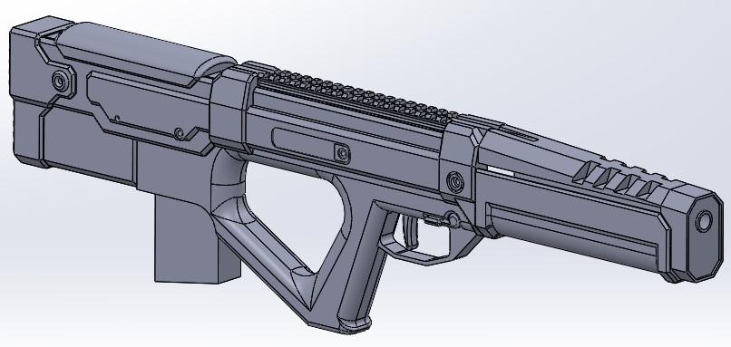 3D-печать и airsoft: как я печатал «привод» - 11