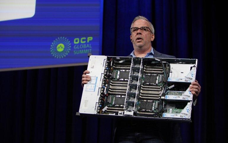 Компания Intel представила референсный дизайн сервера с высокой плотностью компоновки
