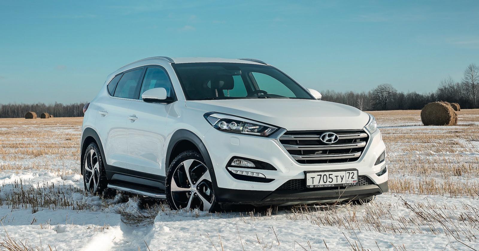 Нетрадиционная ориентация: тест Hyundai Tucson