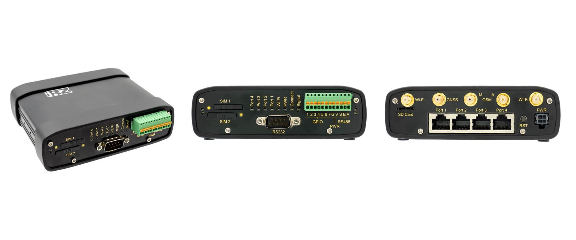 Ни минуты оффлайн — Выбираем промышленный LTE-роутер - 35