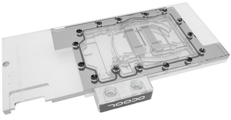 Alphacool представила водоблок полного покрытия для Radeon VII