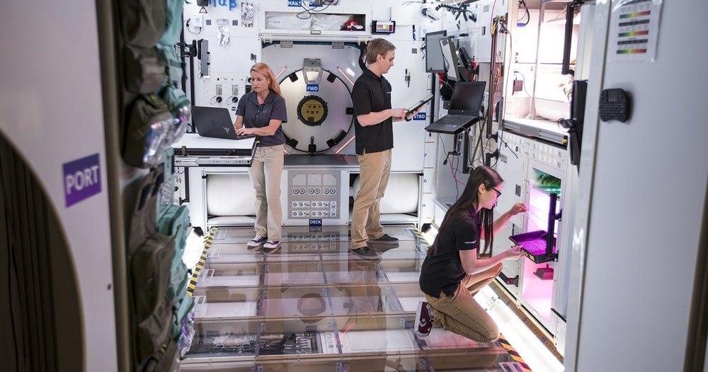 Lockheed Martin сделала полноразмерный прототип жилого окололунного модуля