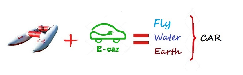 Автомобили «катамараны» - 1