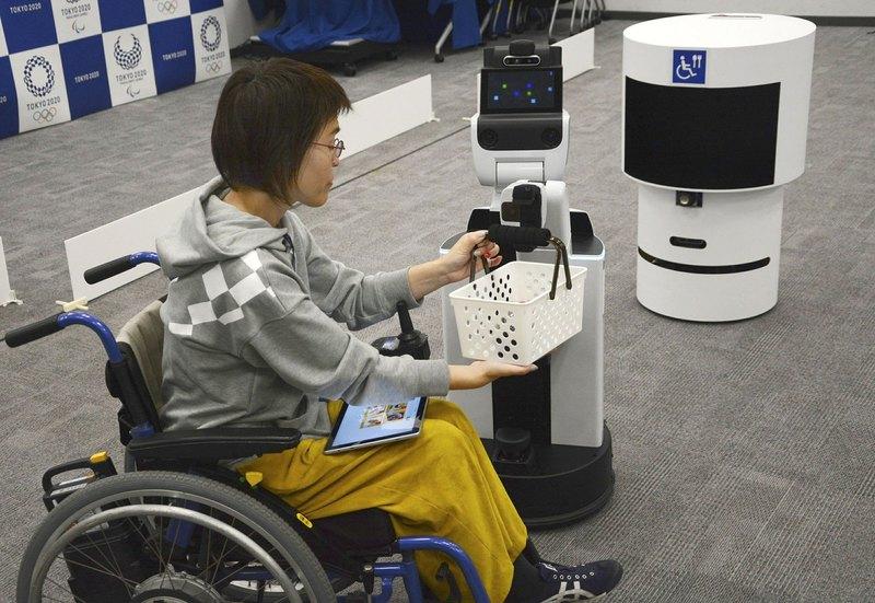 Токийская олимпиада станет «Играми роботов» - 2