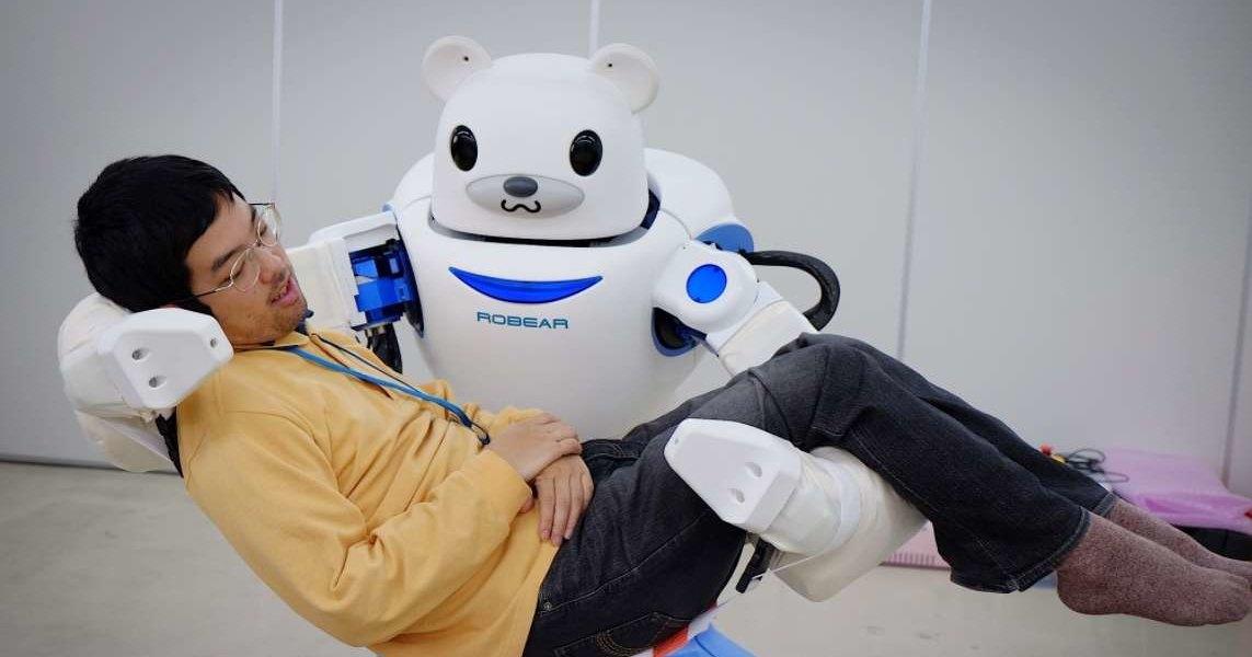 Токийская олимпиада станет «Играми роботов»