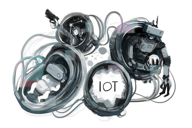 Internet of Things: четыре рассказа около технологий - 1