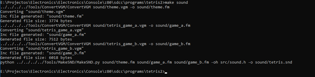 imageSound command line