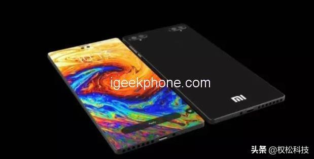Концепт Xiaomi Mi 10 получил Qualcomm Snapdragon 865 и нестандартную камеру
