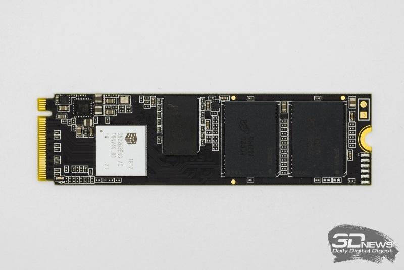 Новая статья: Обзор NVMe SSD-накопителя Crucial P1: NVMe по цене SATA