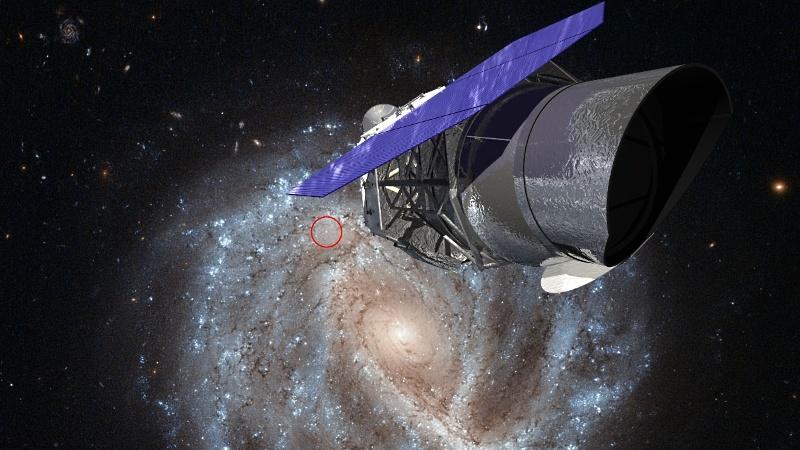 Отмена телескопа WFIRST и россияне на орбите Луны - 1