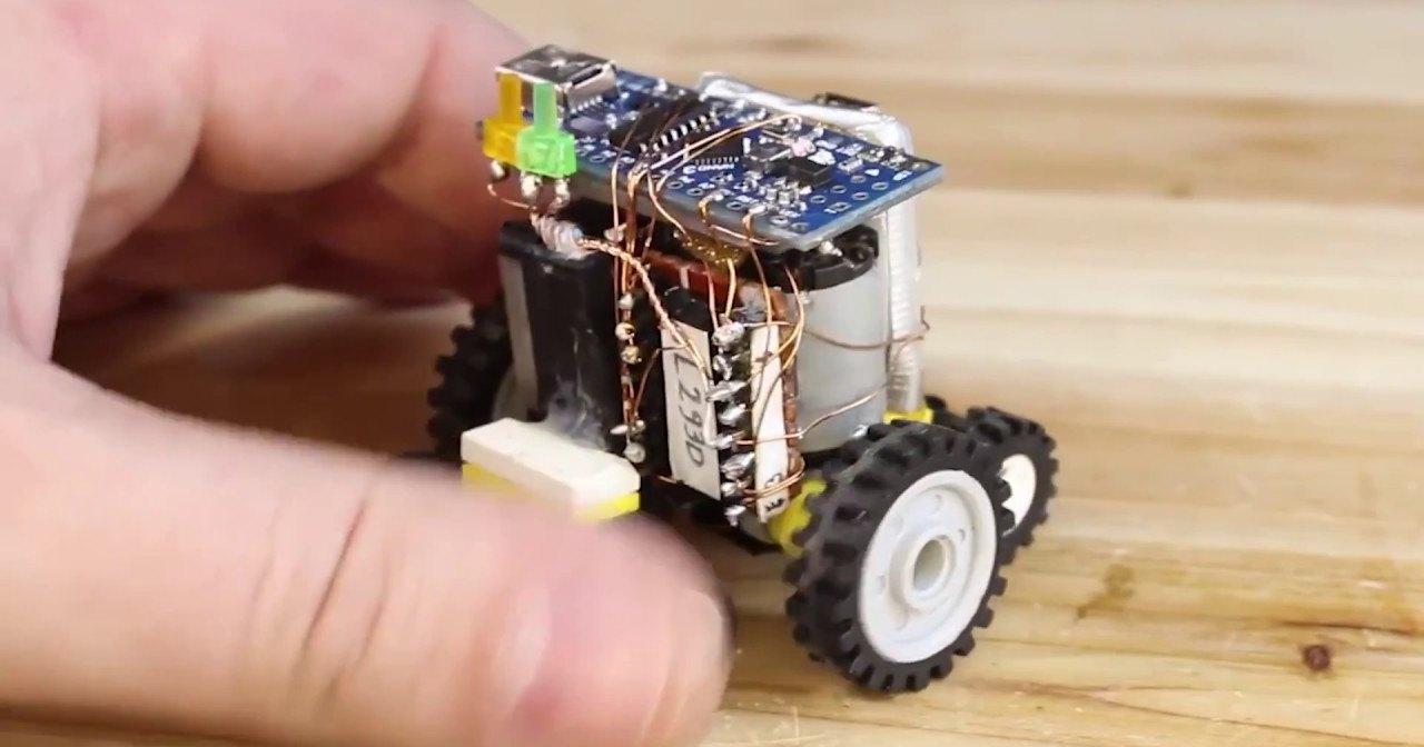 5 самых необычных роботов-самоделок