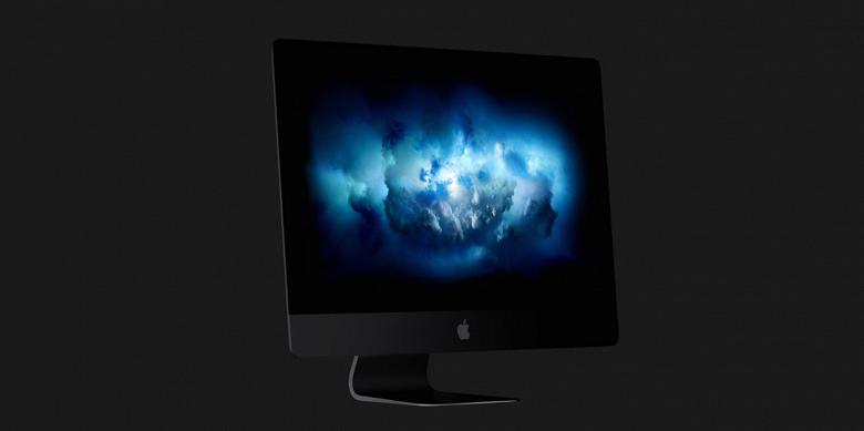 Apple обновила моноблок iMac Pro: за дополнительные 128 ГБ ОЗУ придётся отдать 3200 долларов